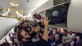 The Billionaire plane - the most crazy flight