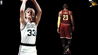 The Greatest Small Forward in NBA History (Bird vs James)