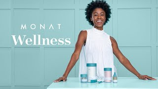 MONAT Wellness is Here!  The Healthy Living Revolution