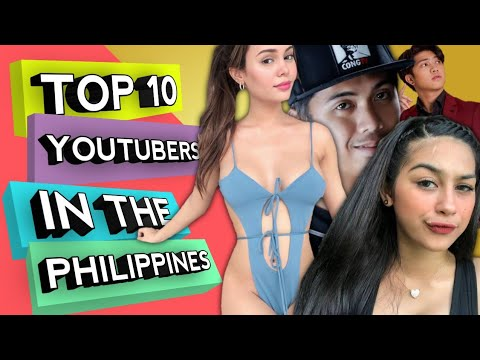 TOP 10 Youtubers in the Philippines (2020) - Famous Filipino Vloggers