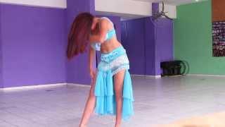 131214 Primeira Apresentação Solo De Dança Do Ventre Joyce Santos