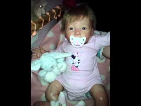 Ropa para dormir de mis bebes reborn youtube - Camitas para bebes ...