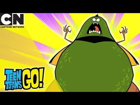 Teen Titans Go! | Robin is the Ultimate Villain | Cartoon Network thumbnail