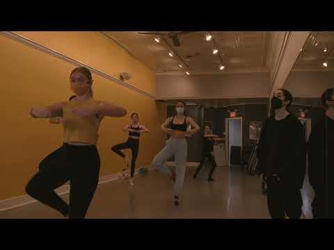 IN-STUDIO with Teen Ballet