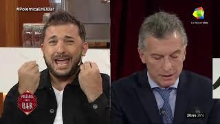"""Diego Brancatelli trajo """"el video del año"""" a Polémica en el Bar"""