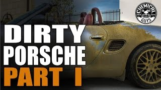 Offroad Porsche Detail Part 1: How To Wash A Dirty Porsche - Chemical Guys