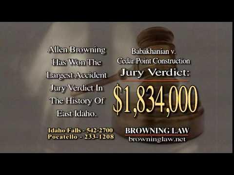 Experience Legal Representation in Idaho Falls