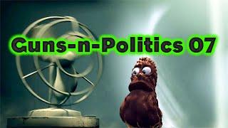 """Guns-n-Politics """"GnP"""" (Get Some!) Podcast 7 11/18/2015"""