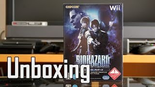 Biohazard The Darkside Chronicles - Collector