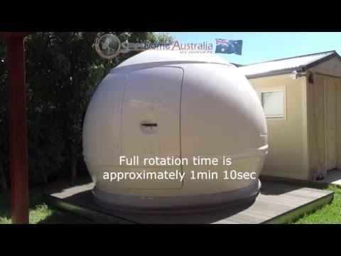 Dome Observatory | 3m | Full Automation | ScopeDome Australia