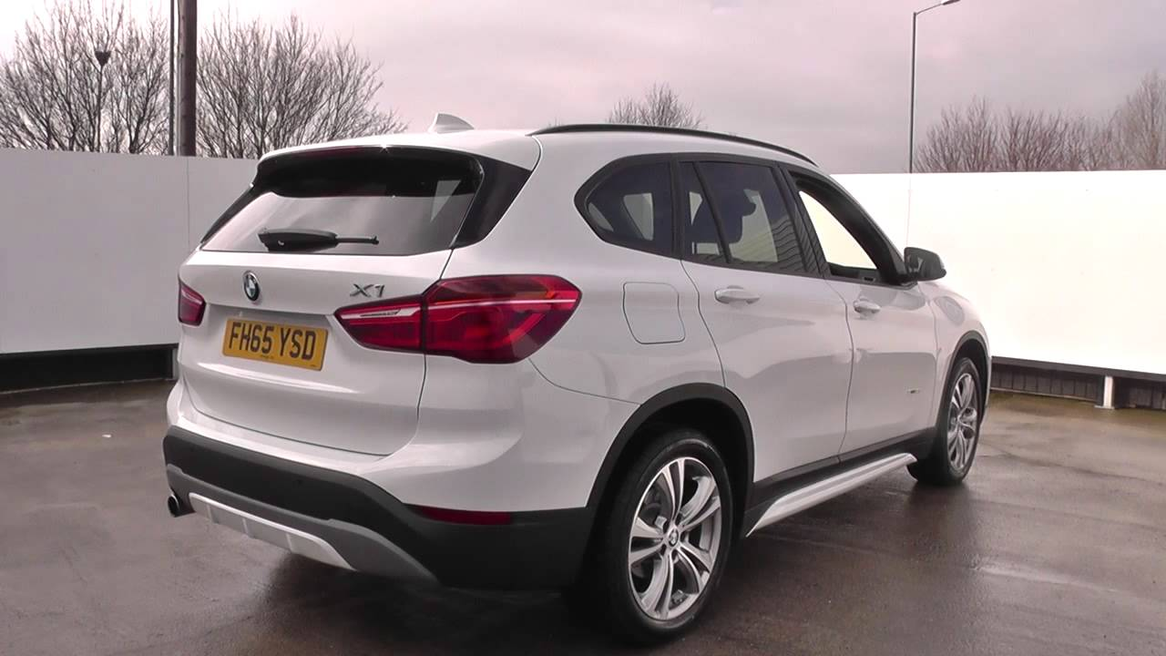 bmw x1 sdrive 18d sport 5dr u23606 youtube. Black Bedroom Furniture Sets. Home Design Ideas