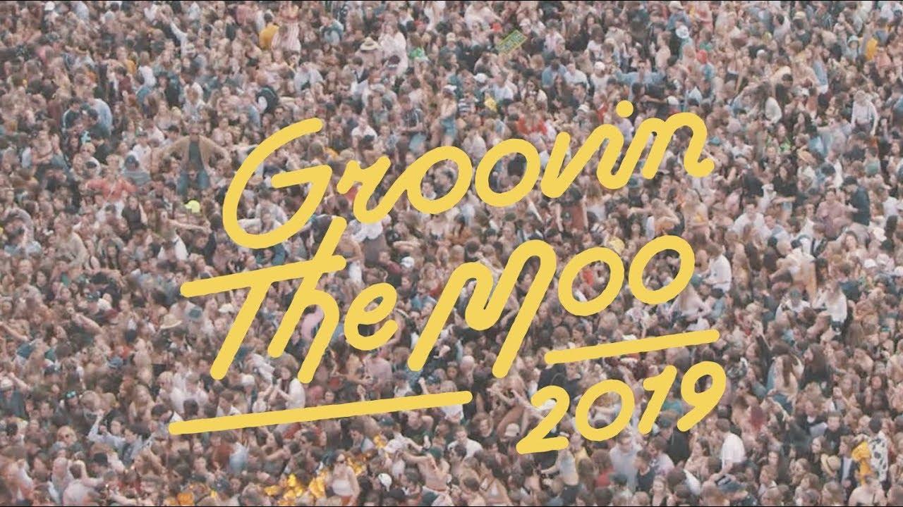 DMA's x GTM crowd | Groovin the Moo