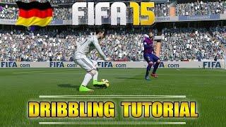 Fifa 16 (15) | Dribbling Tutorial | Wie man dribbelt & am Gegner vorbeikommt! | Tipps & Tricks