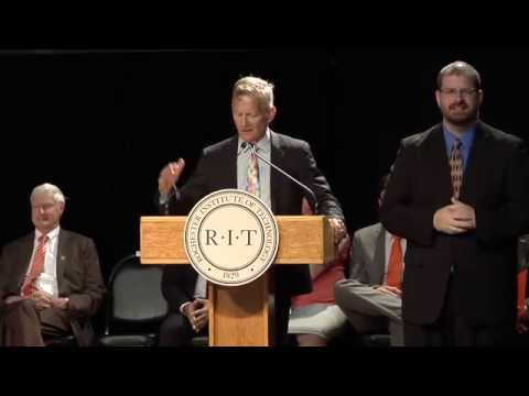 Rochester Institute of Technology: 2015 President's Address to the Community