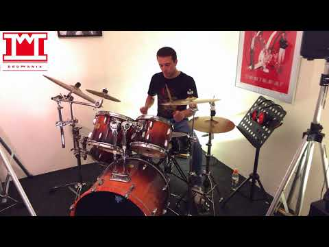 William Best, Elle King - Ex's & Oh's, drumcover