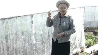 видео: Крепления для плёнки на теплице своими руками. Урожайные грядки.