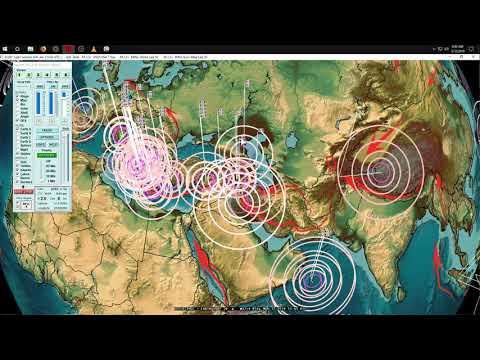 3/12/2019 -- Global Earthquake activity increase -- Deep EQ event underway - Keep watch this week