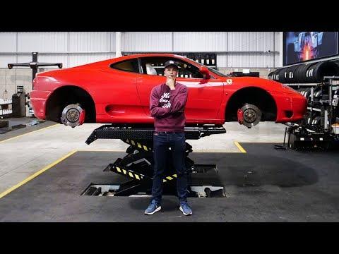 What's Next For My Ferrari 360?