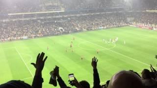 Fenerbahçe - Manchester United maç öncesi seremoni ve Sow rövaşata golü