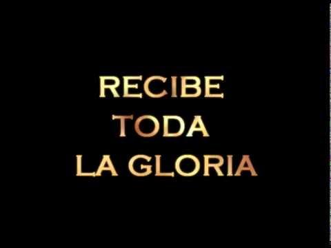Recibe Toda La Gloria Con Letra Amistad De Puebla Youtube