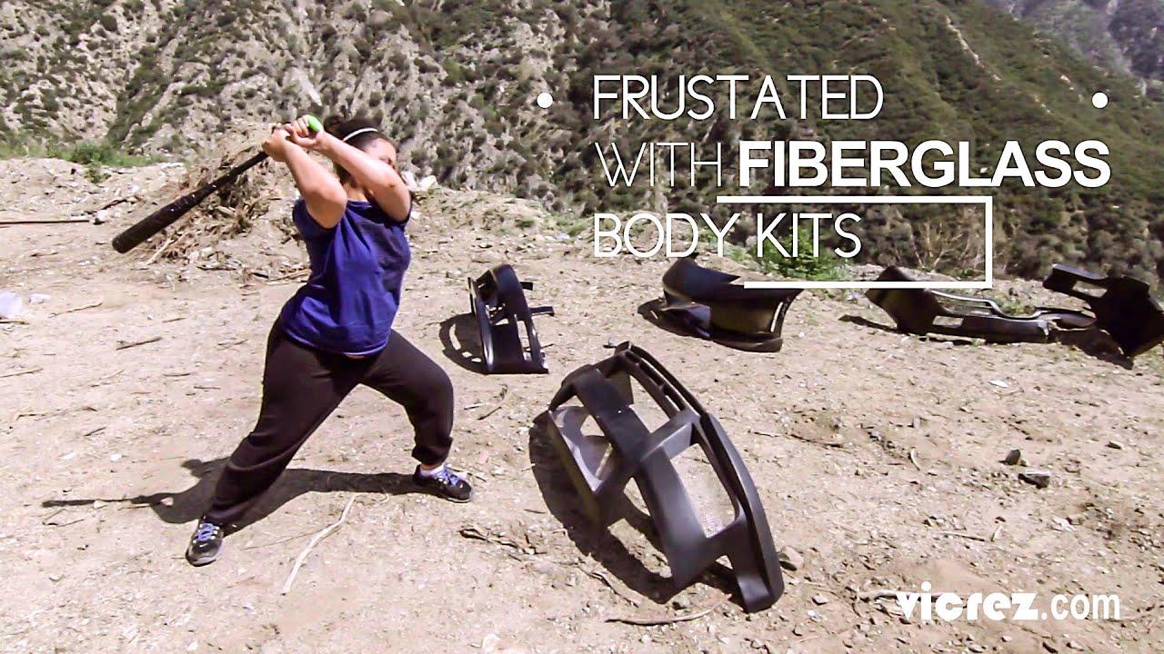 Vicrez - Why Everyone Chooses Our Polyurethane Body Kits Over Fiberglass