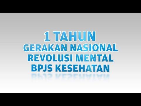 Gerakan Nasional Revolusi Mental BPJS Kesehatan untuk JKN-KIS yang berkualitas dan berkesinambungan