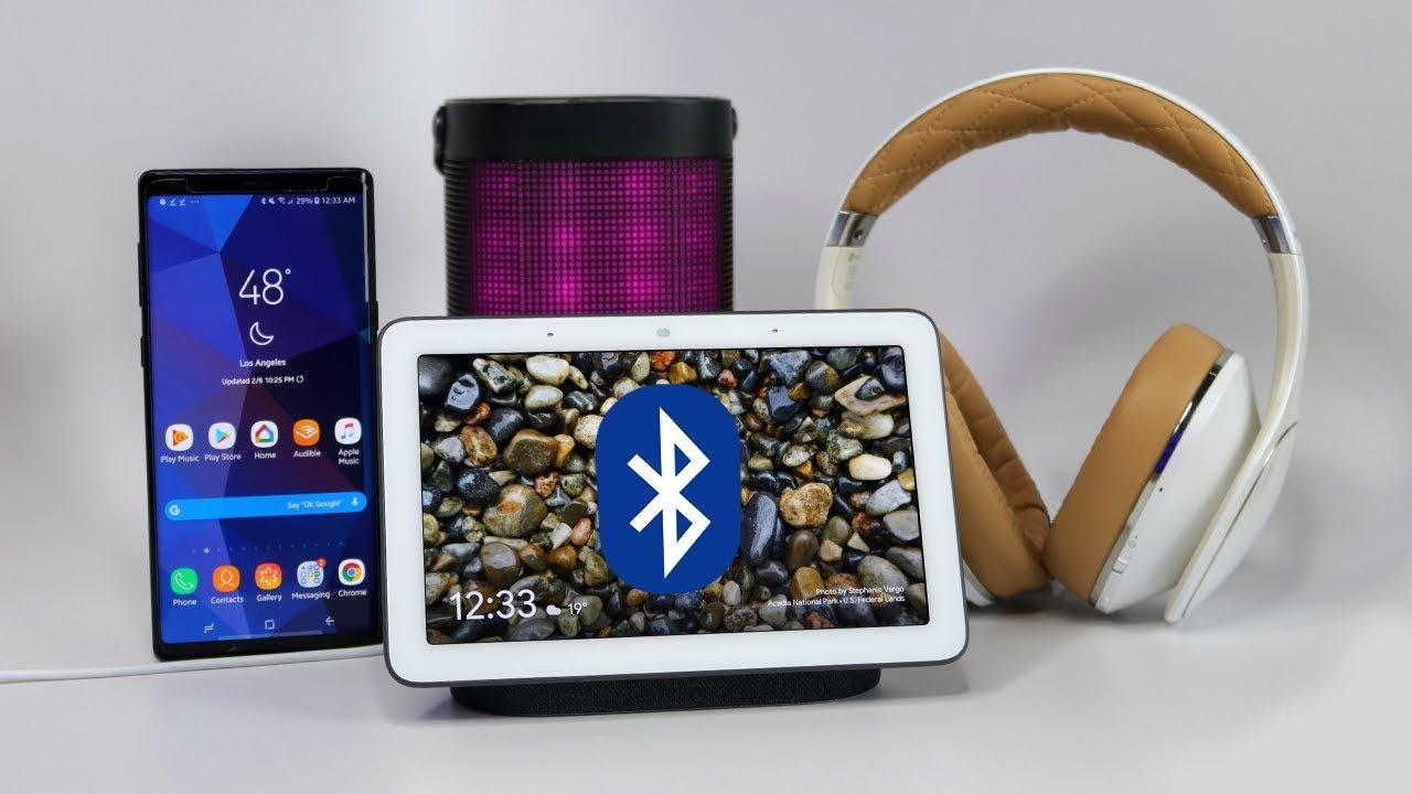 3 Ways to Bluetooth on the Google Home Hub