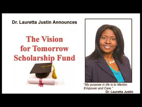 Vision for Tomorrow Scholarship 2017 Large
