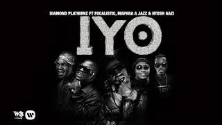 Diamond Platnumz Ft Focalistic , Mapara A Jazz & Ntosh Gazi - IYO (Official Audio)