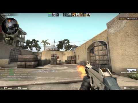 CSGO - warld-class strategies