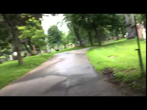 Walk With Jeff C: Notre Dame Des Neiges Cemetary (FULL VIDEO)