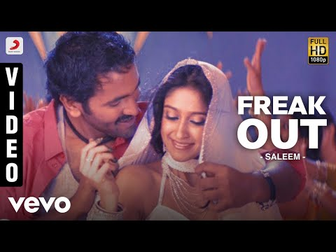 Saleem - Freak Out Video | Vishnu Manchu, Ileana D'Cruz