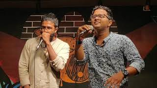September Maadham  X  Ishq Shavaa  LIVE Mashup | ft. Yaddy Boi on the beat boxing