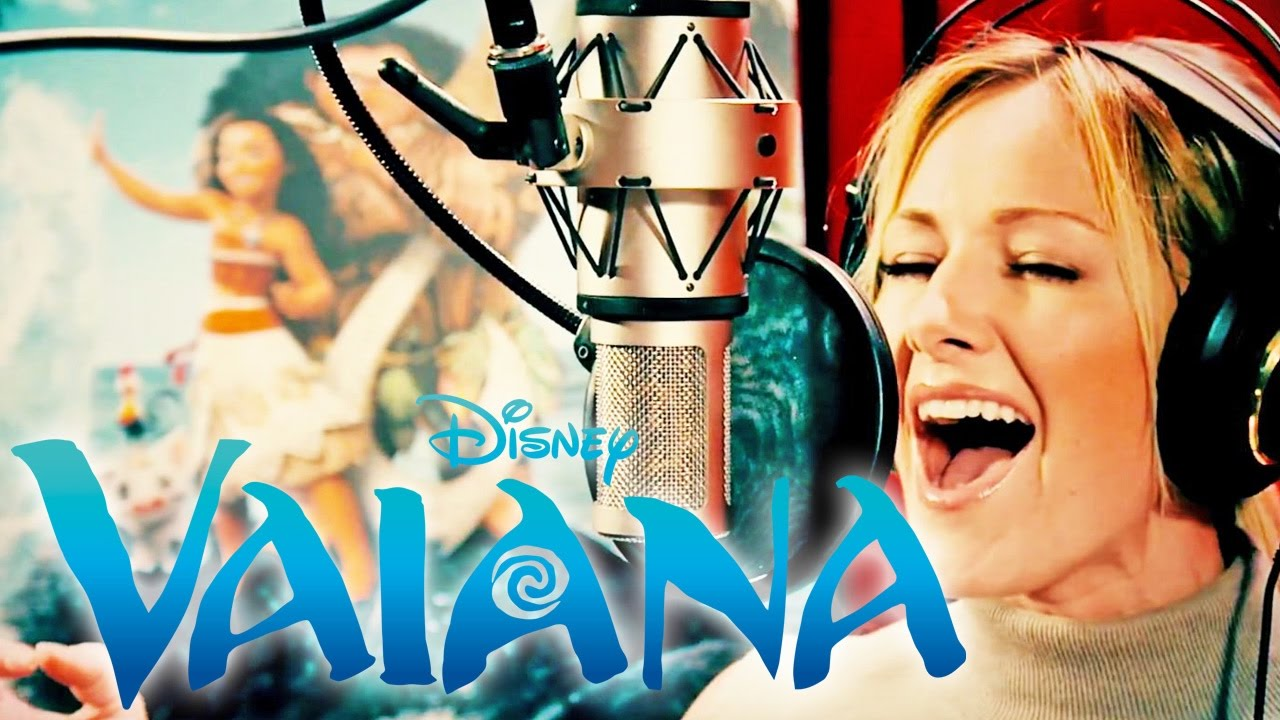 VAIANA Titelsong: Ich bin bereit von Helene Fischer | Disney HD ...