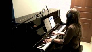 Holler by Spice Girls (piano cover)