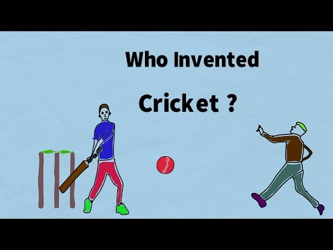 Who Invented Cricket ?  [ Hindi ]