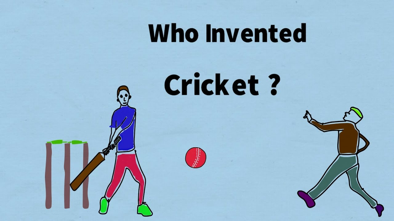 Who invented cricket hindi youtube for Who invented the mirror