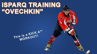 "At Home Hockey Training | NA Prep Workout ""Ovechkin"" 