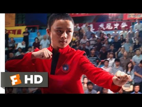 Thumbnail: The Karate Kid (2010) - I Want Him Broken Scene (8/10) | Movieclips