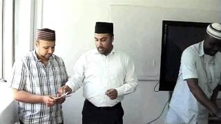 IQFL Midlands 2011 Playoff Draw by Sadr Sahib MKA UK