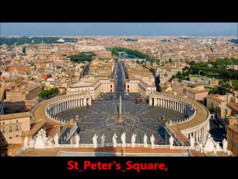 Travel to : Vatican City !!!