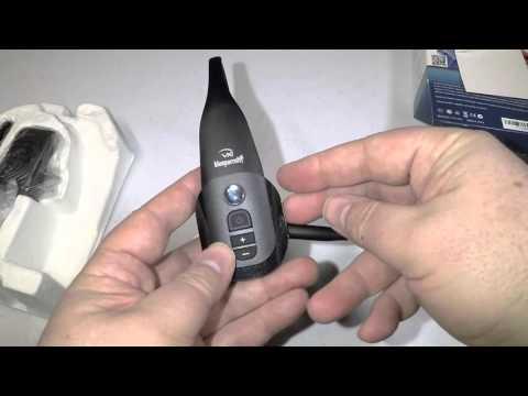 VXi BlueParrott® B350-XT Unboxing Review