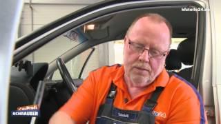 Fensterheber wechseln - VW Golf 4 [TUTORIAL]