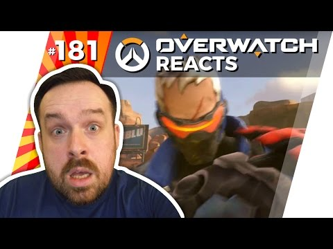 Reaction: Mercy is Evil (Overwatch Animation)