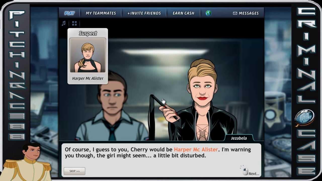 video criminal case