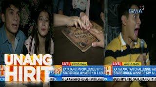 Unang Hirit: Katatakutan sa Bahay Trese ng Cainta, Rizal
