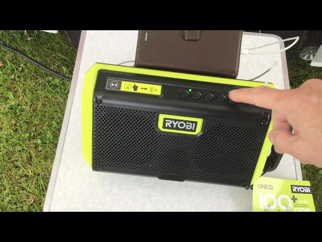 Camping BlueTooth Speaker