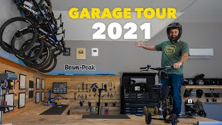 A Tour of Berm Peak's 3 Bay Garage Office