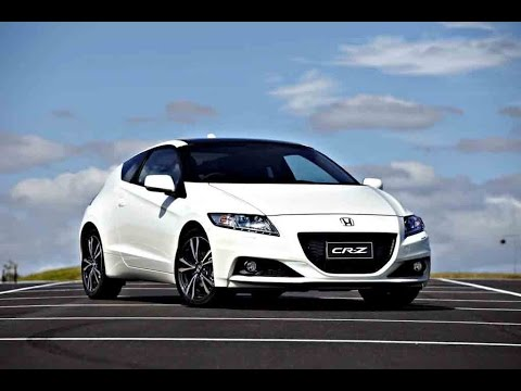 2016 Honda Cr Z >> 2016 Honda CR-Z Review - YouTube