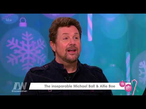 Michael Ball Chats About His Weight Loss  Loose Women